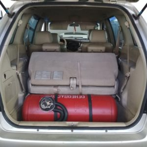 ГБО на Mazda