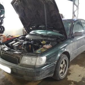 ГБО на Audi