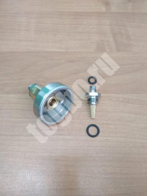 Адаптера SAVER для ВЗУ в бензолюк (со встроенным фильтром)