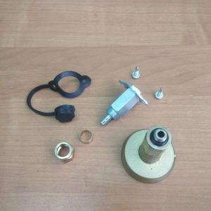 Мини ВЗУ CONCORD под термопластик ( с адаптером)