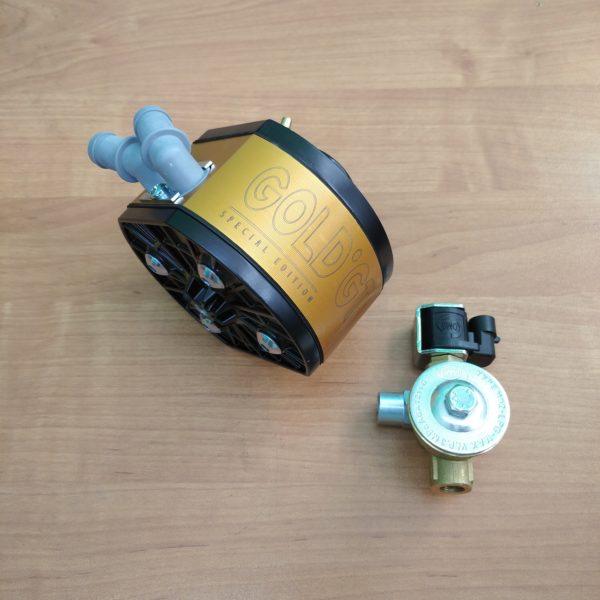 Редуктор газовый KME GOLD GT (250 KW)