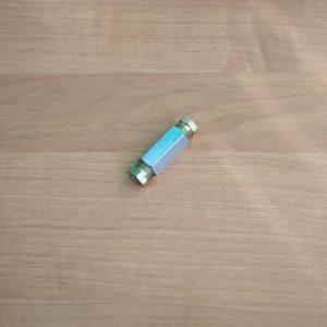 Соединитель медной трубки ф8хф8