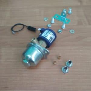 Газовый клапан BRC ET 98 S 6мм.